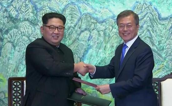 Lãnh đạo hai miền Triều Tiên đạt đồng thuận trong nhiều vấn đề chung