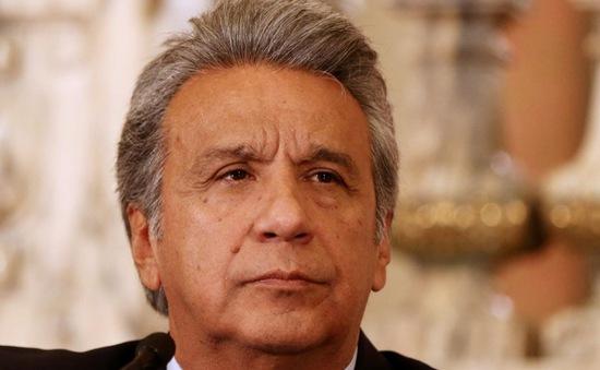 Tổng thống Ecuador bổ nhiệm Bộ trưởng Bộ Quốc phòng và Bộ trưởng Bộ Nội vụ mới