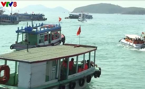 Khánh Hòa: Lượng du khách dịp lễ 30/4-1/5 tăng nhẹ so với mọi năm