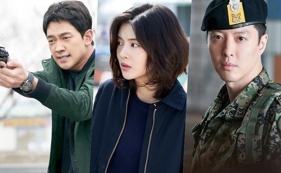 Phim mới của Rain và Lee Dong Gun tung teaser cực kịch tính