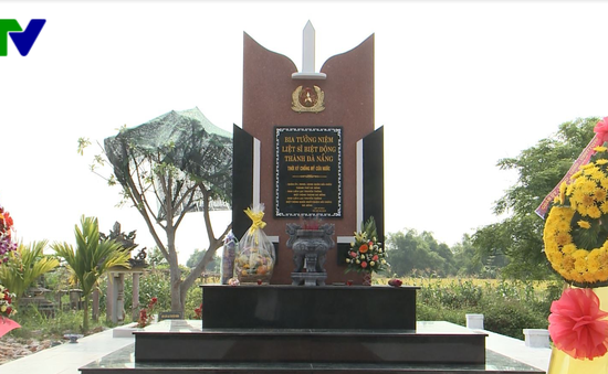 Khánh thành Bia tưởng niệm liệt sỹ Biệt động thành Đà Nẵng