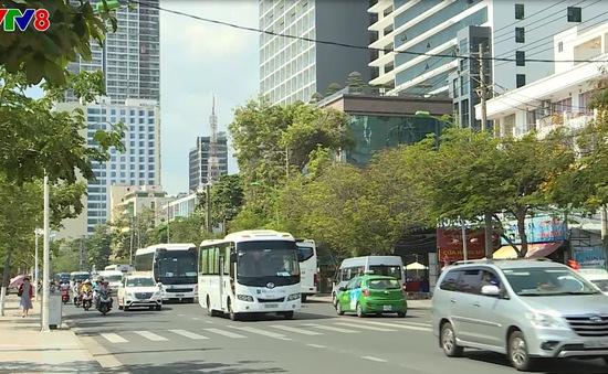 Nha Trang điều tiết giao thông để hạn chế ùn tắc dịp nghỉ lễ