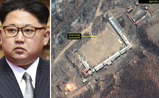 Triều Tiên sẽ đóng cửa khu thử hạt nhân chính ngay trong tháng 5