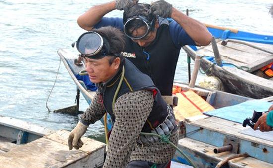 Tàn tật, tử vong - Nguy cơ tai biến nguy hiểm trong nghề lặn biển