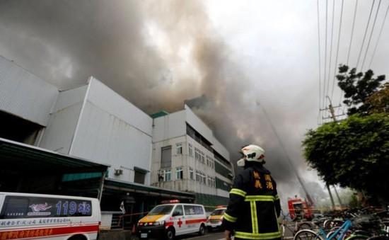 Bảo hộ công dân Việt Nam sau hỏa hoạn tại nhà máy Đài Loan