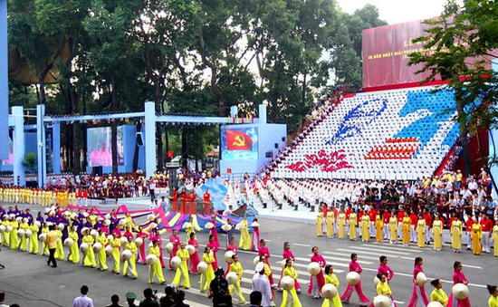 Hôm nay, kỷ niệm 43 năm Ngày Giải phóng miền Nam, thống nhất đất nước