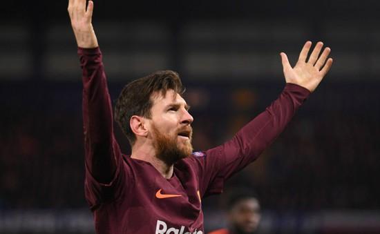 """Messi """"bật bãi"""" khỏi top 3 xuất sắc nhất châu Âu"""