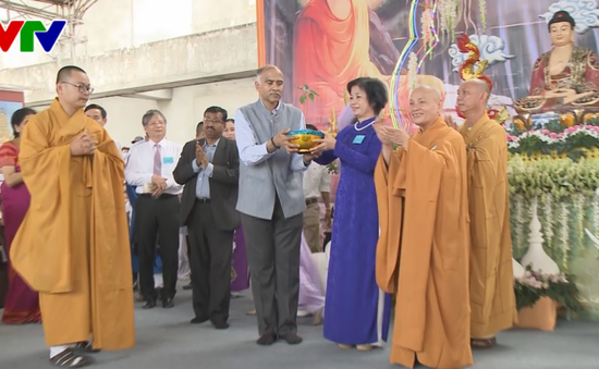 Đại sứ Ấn Độ tặng cây bồ đề cho Chùa Quán Thế Âm tại Đà Nẵng