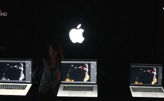 Apple tự thiết kế chip cho máy tính