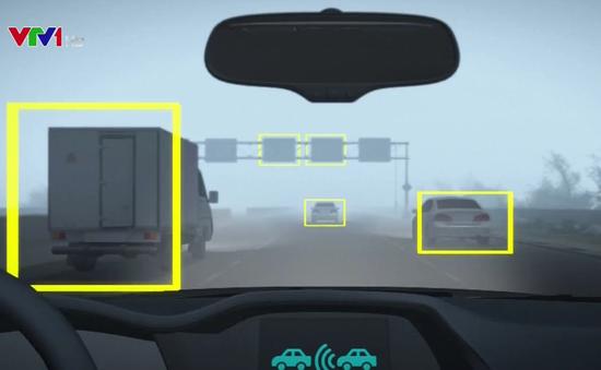 Mỹ phát triển công nghệ phát hiện vật cản trong sương mù