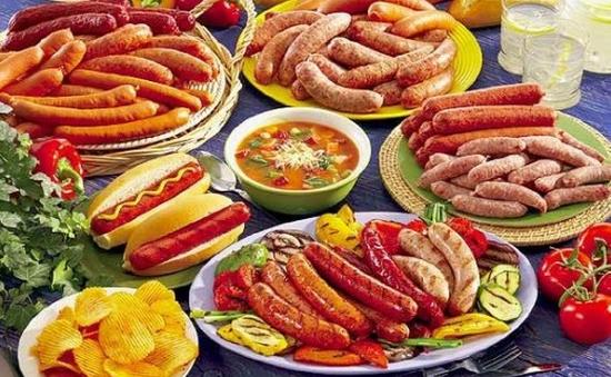 Thực phẩm siêu chế biến dẫn đến bệnh ung thư