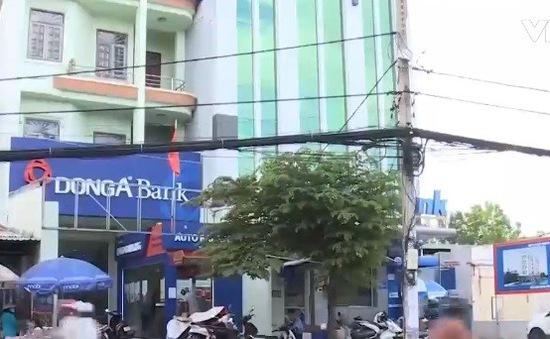 Không có chuyện cho phá sản Ngân hàng Đông Á