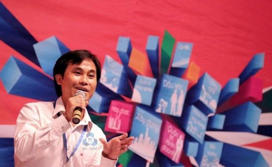 Chân dung giáo sư trẻ vào top 100 nhà khoa học châu Á 2018