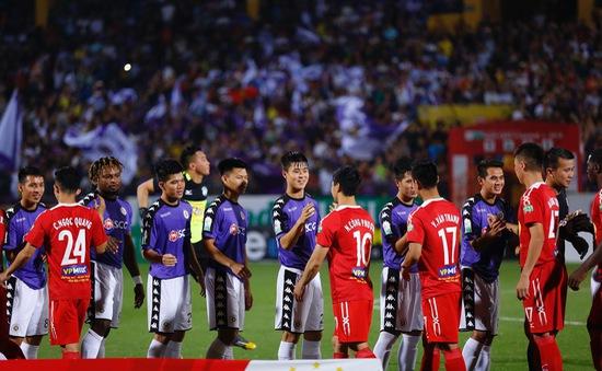 Lịch thi đấu lượt đi tứ kết Cúp Quốc gia: HAGL – CLB Hà Nội, Sanna Khánh Hoà – Bình Dương, SHB Đà Nẵng – SLNA