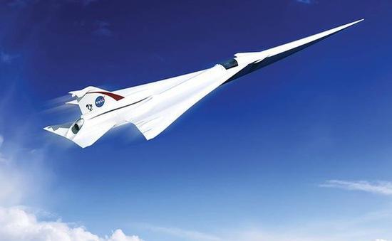 NASA phát triển máy bay siêu thanh đạt tốc độ 3.200 km/h