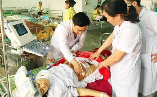 Cứu sống bệnh nhân nghi tắc mạch ối