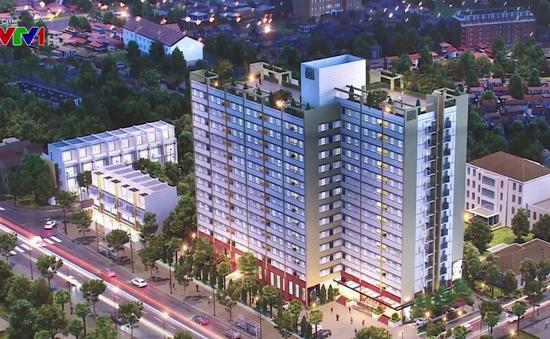 TP.HCM xây thêm 200 căn hộ cho người thu nhập thấp
