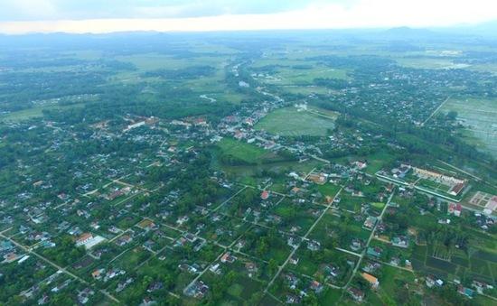 Hội đồng nhân dân tỉnh Hà Tĩnh thông qua Nghị quyết thành lập thị trấn Đồng Lộc