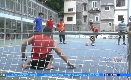 Niềm đam mê thể thao của những người khuyết tật