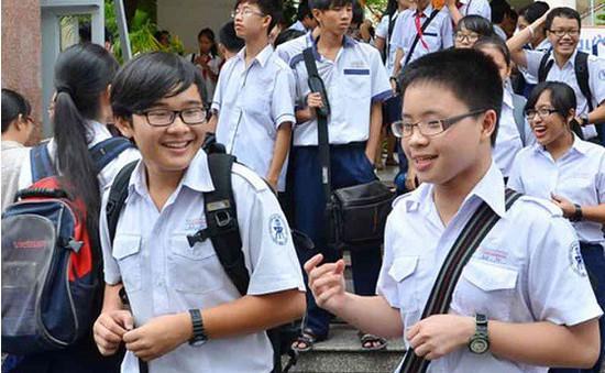 TP.HCM: Tuyển sinh vào lớp 10, học sinh giỏi không được cộng điểm