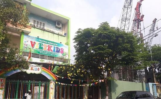 Bất cập trường học phải đóng cửa vì công trình thi công ở Đà Nẵng