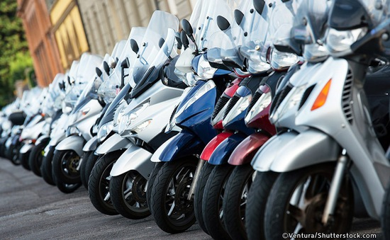 Singapore trả tiền cho người ngừng dùng xe máy
