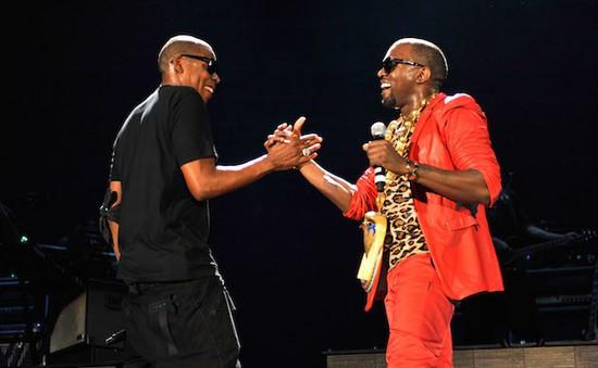 Rapper Jay-Z nói về Kanye West: Sau thù hận vẫn là anh em