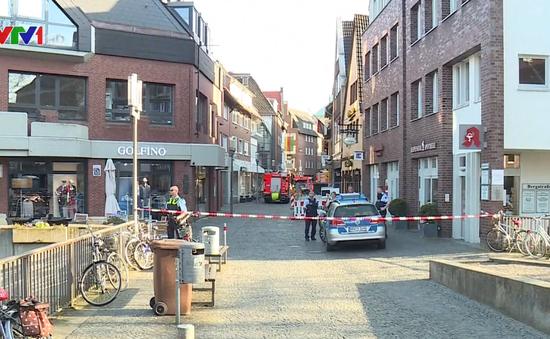 Vụ lao xe ở Đức: Đối tượng tấn công là người Đức, có tiền sử rối loạn tâm lý