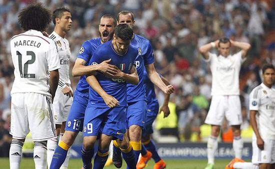 Lịch sử chống lại Real Madrid trước đại chiến với Juventus