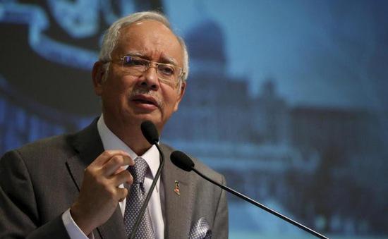 Thủ tướng Malaysia Najib Razak công bố cương lĩnh tranh cử