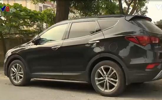 Vụ lừa đảo cho thuê xe tự lái tại Hà Tĩnh: Vẫn chưa có đơn trình báo nào của người dân