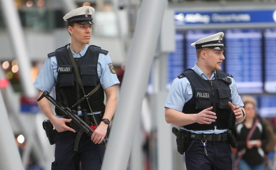 Cảnh sát Đức ngăn chặn âm mưu khủng bố tại thủ đô Berlin