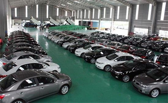Ô tô nhập khẩu từ Thái Lan tăng mạnh