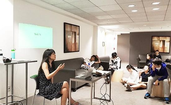 Những Start-up Việt tuổi 12 ở đại học tốt nhất thế giới