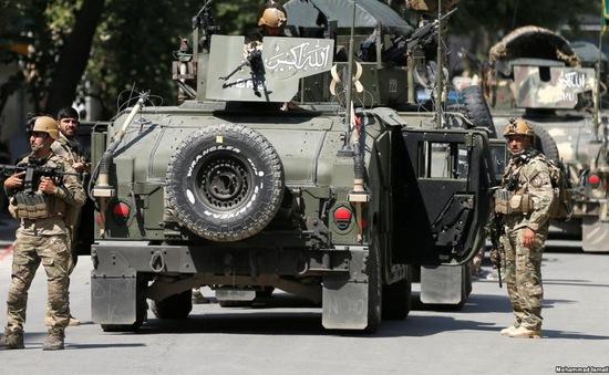 Thắt chặt an ninh tại Kabul, Afghanistan
