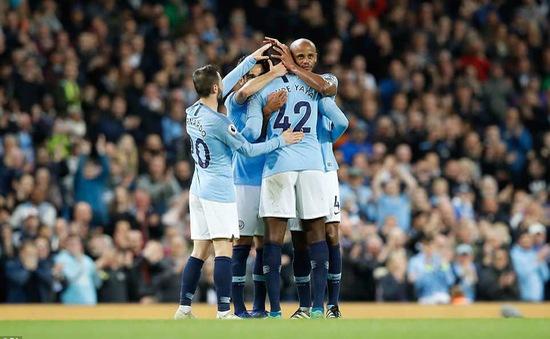 Man City chính thức thiết lập 2 kỷ lục mới ở Ngoại hạng