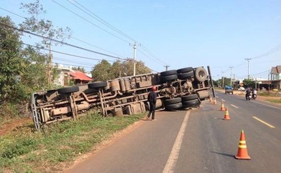 Gia Lai: Tạm giữ hình sự tài xế gây tai nạn khiến 8 người thương vong