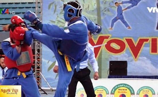 Giải Grand Prix lần thứ nhất môn Vovinam Việt Võ đạo tại Algeria