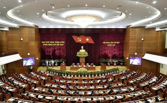 Ngày làm việc thứ 5 của Hội nghị Trung ương 7, khóa XII