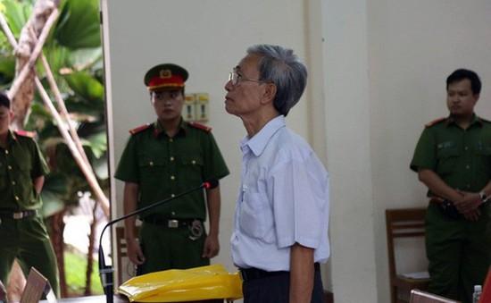 VKSND tỉnh Bà Rịa - Vũng Tàu báo cáo khẩn cấp vụ tuyên án Nguyễn Khắc Thủy 18 tháng tù treo