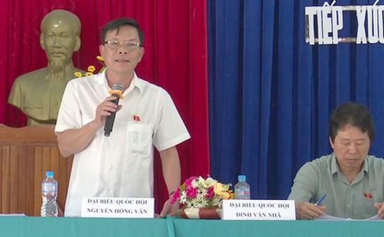 Đoàn đại biểu Quốc hội tỉnh Phú Yên tiếp xúc cử tri trước Kỳ họp thứ V, Quốc hội khóa XIV