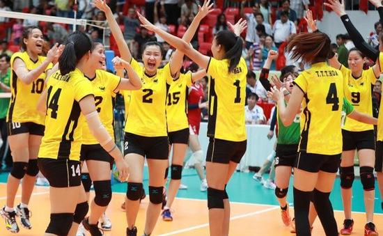 Giải bóng chuyền Cúp VTV9 Bình Điền 2018: VTV Bình Điền Long An toàn thắng 3 trận vòng bảng