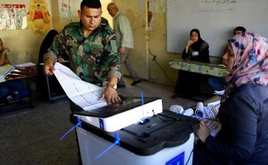 Iraq bầu cử Quốc hội