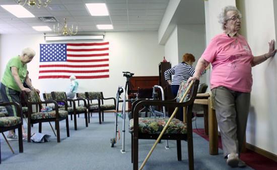 Louisiana giảm ngân sách, nhiều nhà dưỡng lão sẽ phải đóng cửa