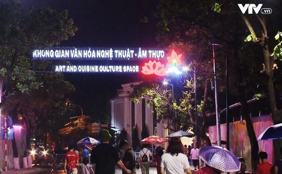 Phố đi bộ Trịnh Công Sơn đón 50.000 lượt khách/năm