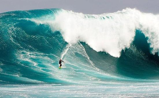 Phát hiện cơn sóng cao gần 24m tại Nam bán cầu