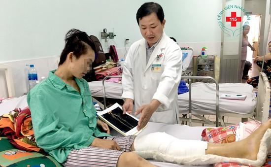 TP.HCM: Liên tiếp các trường hợp tổn thương động mạch khoeo nhập viện