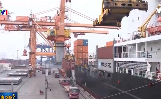 Kẹt hàng nhập khẩu tại cảng Cái Mép