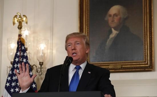 Mỹ trấn an EU về việc rút khỏi thỏa thuận hạt nhân Iran