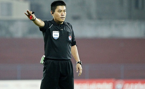 Tứ kết lượt về Cúp QG 2018, CLB Hà Nội – HAGL: Trọng tài FIFA Nguyễn Hiền Triết sẽ bắt chính!